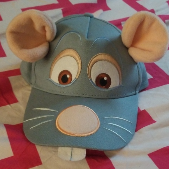 Disney Accessories Ratatouille Hat In Excellent Condition Poshmark